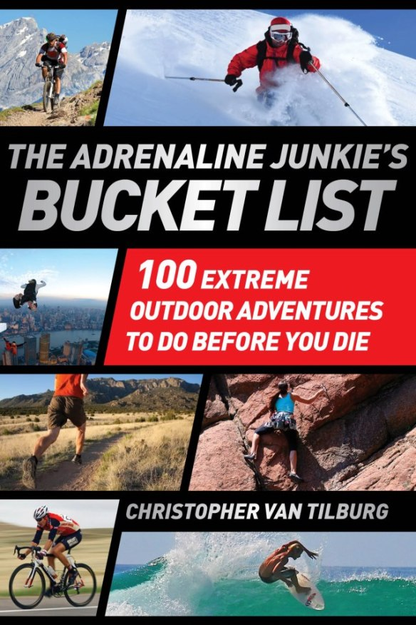 Adrenaline Junkie's Bucket List